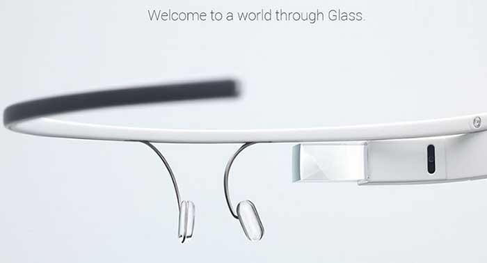 Imagen de las Google Glass extraida de la web oficial del dispositivo.